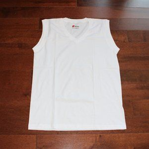 Muscle V-neck tee